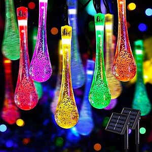 led camping string lights