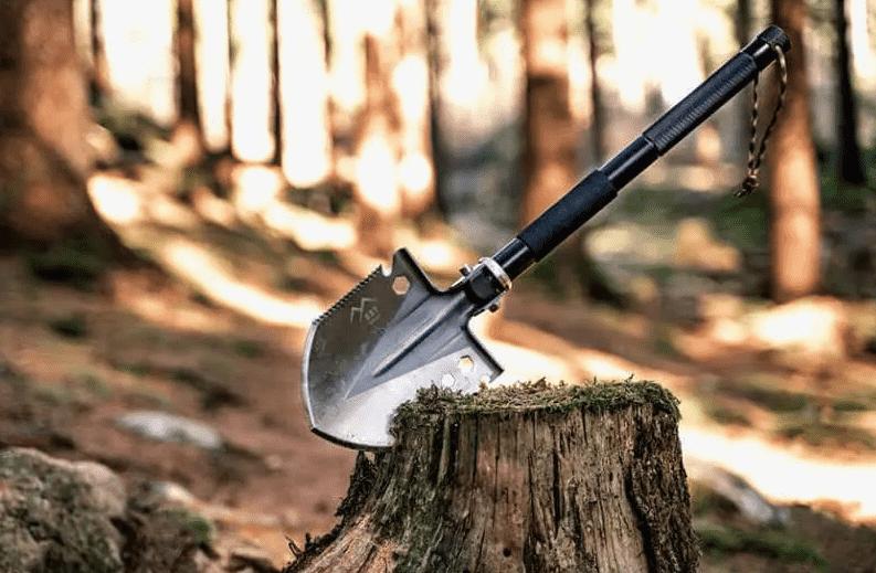 Best Camping Shovel: TOP 10 Folding Camp Shovel [2021 Updated]
