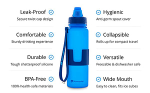 best backpacking water bottle