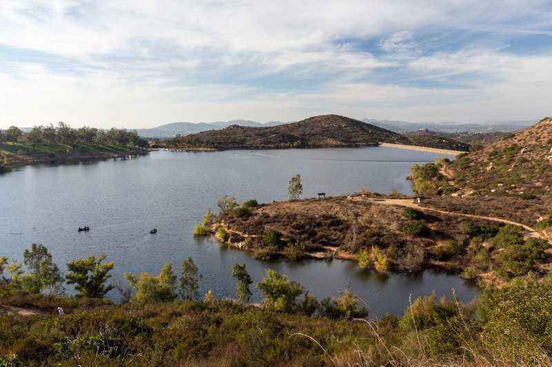 san diego hiking trails