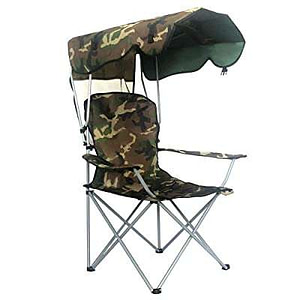 best camp chair with canopy