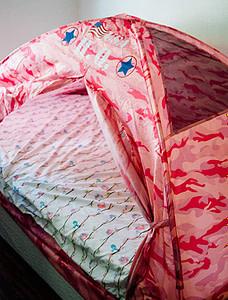 kid camping cots