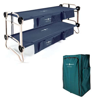 double cots for camping