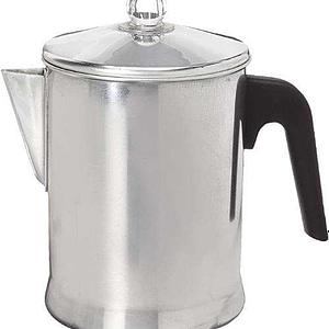 best ccamping coffee percolator