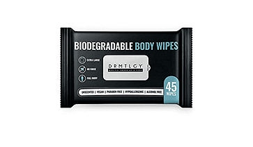 shower wipes for camping