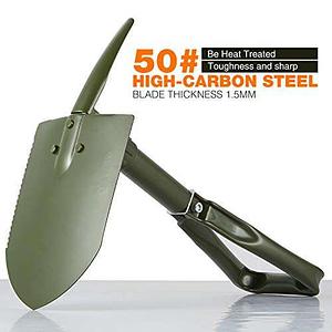 Best Camping Shovel