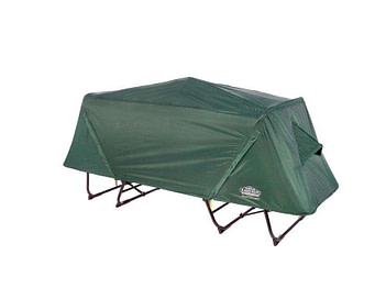 best double camping cot