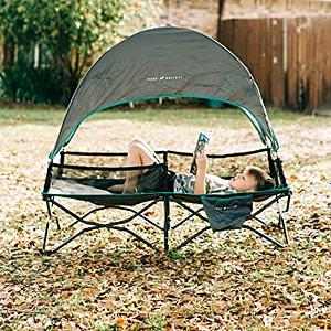 child camp cot